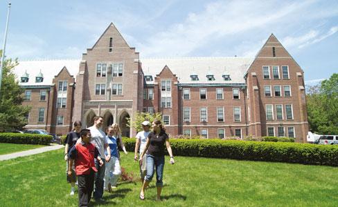 進学保証付きで安心!アメリカ屈指の大学街ボストンで憧れの海外大学への進学準備をしよう!